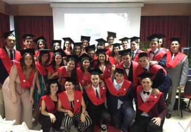 Graduación de 2º de Bachillerato