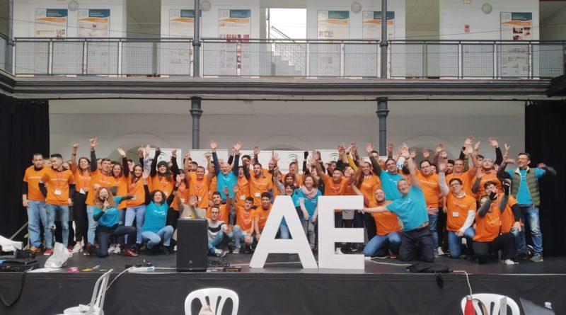 Talento emprendedor: «Hackathon Emprende y Andalucía emprende»